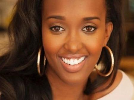 Check Out Beautiful Photos Of Ange Kagame The Daughter Of The President of Rwanda