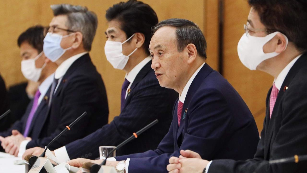 Japan secured 314m doses of Covid-19 vaccines: Japan's PM Suga