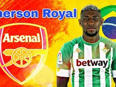 Arsenal Target £10m La liga Star as Hector Bellerin Replacement