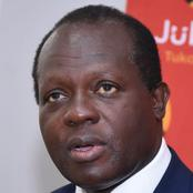 Raphael Tuju Agrees With ODM Party Over Their Interest in Nairobi Deputy Governor's Seat