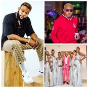 Singer Kcee Slams Lagos Socialite Mike For Bringing His Fleet Of Pregnant Women To Uchemba's Wedding
