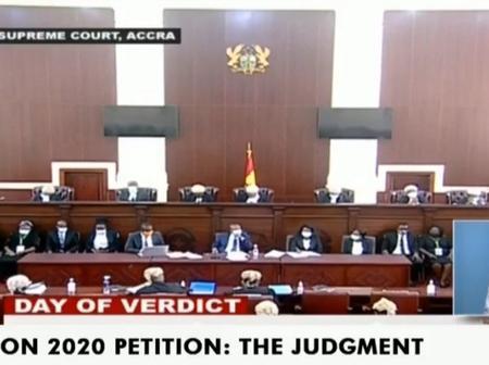 Election Petition: Ghanaians React As Supreme Court Makes Final Judgement