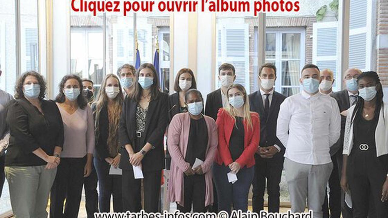 Les étudiants du dispositif Prépa Talents MINEFI reçus en préfecture