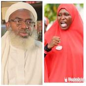 Hours After Gumi Said Bandits Should Not Be Called Criminals, See What Aisha Yesufu Said