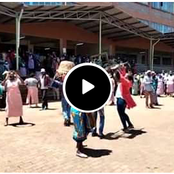Youths Giving BBI Copies Chased in Nyeri County Days After the Assembly Passed the Bill (VIDEO)