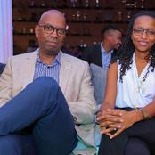 Bob Collymore's Widow Sends This Request  in a Tweet