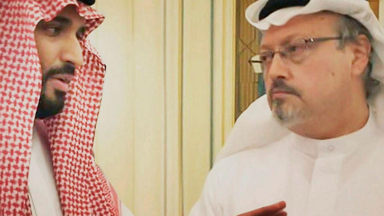 The Dissident tells the true story of Jamal Khashoggi's murder
