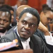 Havi: What Will Happen if Uhuru Doesn't Dissolve Parliament Within 21 Days