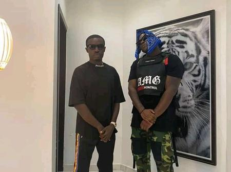 Medikal appreciates Criss Waddle for changing his life.