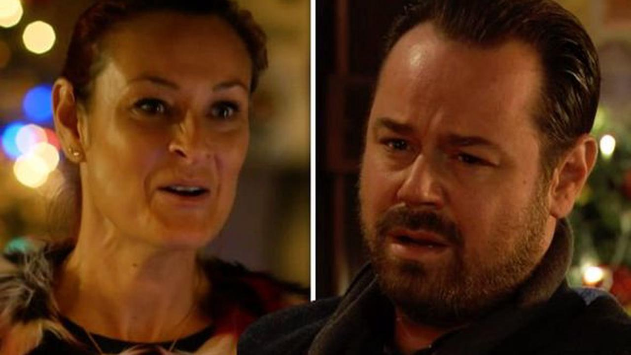 EastEnders fans convinced Tina Carter 'still alive' and will be saved by Mick