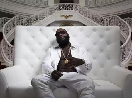 See : Pictures Of Rick Ross 109 Rooms Mansion In Georgia