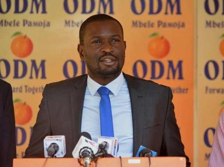 Why Edwin Sifuna Might Soon Be Fired From His Position In ODM