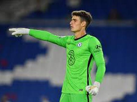 No Kepa Pls, Play Cech If You Have To', Fans React Ahead Of Chelsea's UCL Game Against Sevilla.