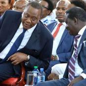 Why Is President Uhuru Kenyatta Not Willing To Let Odinga Go