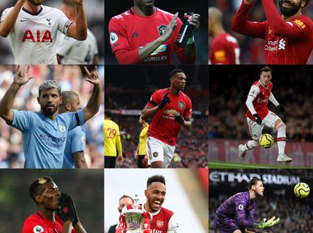 Top 13 premier league highest paid players. Check out who is number one on the list.
