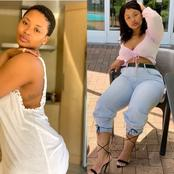 Meet South African Model Cyan Boujee, Who Said Men Thinks She is Difficult