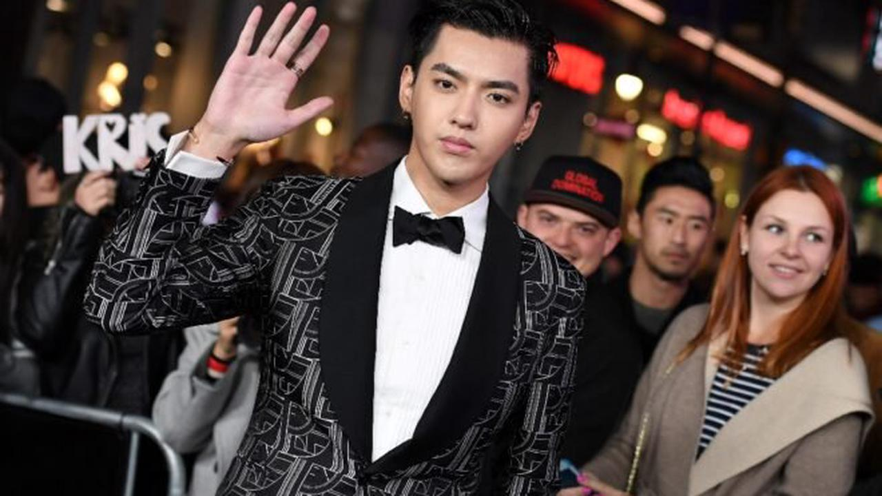 Chinese pop star Kris Wu detained on suspicion of rape