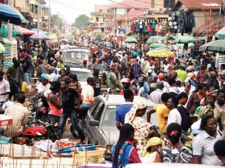 The Popular Lagos Market; Yaba Market Now Restricted To open Today And Friday