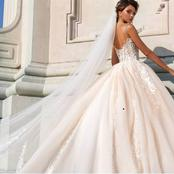 Photos of Latest Gorgeous Bridal Gowns For 2021