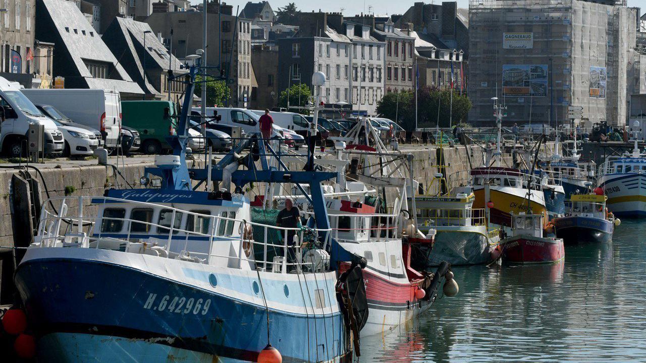 Les pêcheurs manchois préparent une action à Jersey