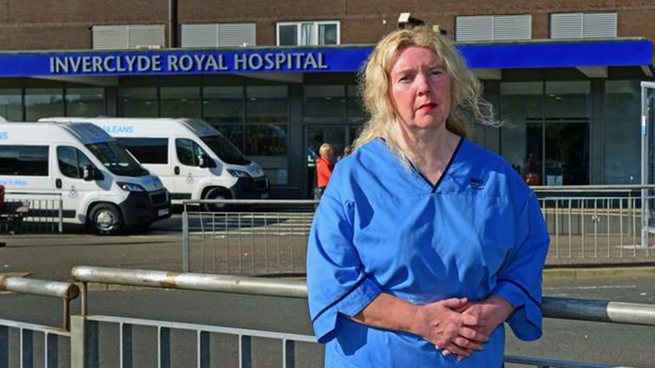 Whistleblower says NHS inaction put Scots nurses at risk during Covid
