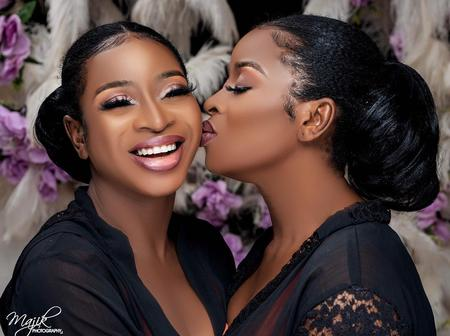 Check out lovely Photos of These 34 Years Old Beautiful Twin Actresses