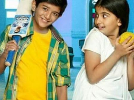 3 Years After He Acted As 'Sagar' In The Hindi Movie 'Gangaa'. See How 'Sagar' Has Grown.