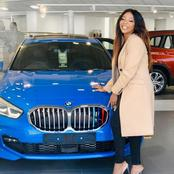 Female Dr from Limpopo left people speechless with her new car (see pictures)
