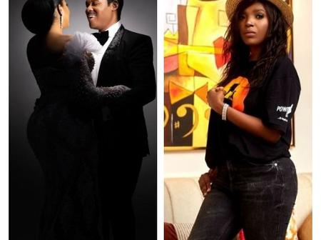 Check Out Nigerian Celebrities That Celebrated Their Wedding Anniversary Today On Instagram