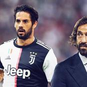 The 2 players that Pirlo is determined to sign for Juventus and other transfer news update