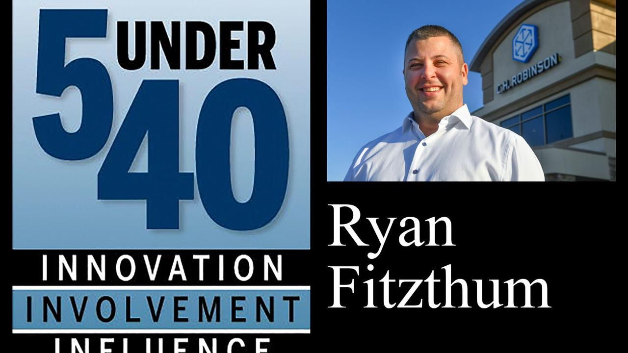 Ryan Fitzthum: Creative problem solving is his stock in trade