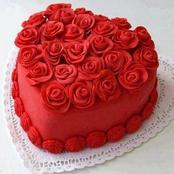 23 photos of red velvet cake designs that you can try out