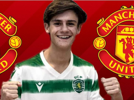 Man Utd reportedly agree deal to sign Sporting CP star who is dubbed the next Figo, in January.