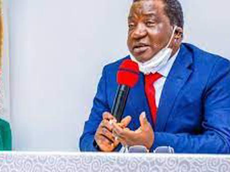 Today's Headline: Governor Bako Lalong Speaks On The Cause Of Poverty In Our Country