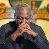 I accept but I totally disagree with the verdict of the Supreme Court - Mahama
