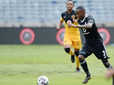 Orlando Pirates paint Soweto Black and White
