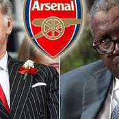 Dangote on Buying Arsenal In The Near Future