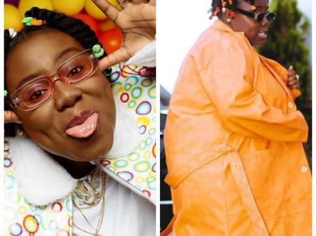Check Out Some Photos Of The Singer, Teni, Who Has A Unique Style Of Dressing