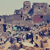 بعد زلزال الجيزة بالأمس.. هذا أبشع زلزال ضرب مصر الذي أدى لوفاة أكثر من 1000شخص (فيديو وصور)