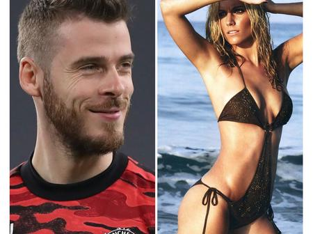 Beautiful Pictures Of 35-Year-Old Model David De Gea Is Married To.