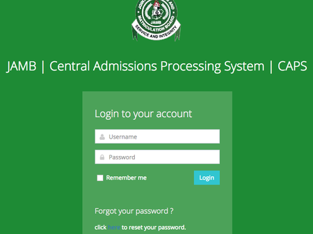 How To Check JAMB Admission Status Online