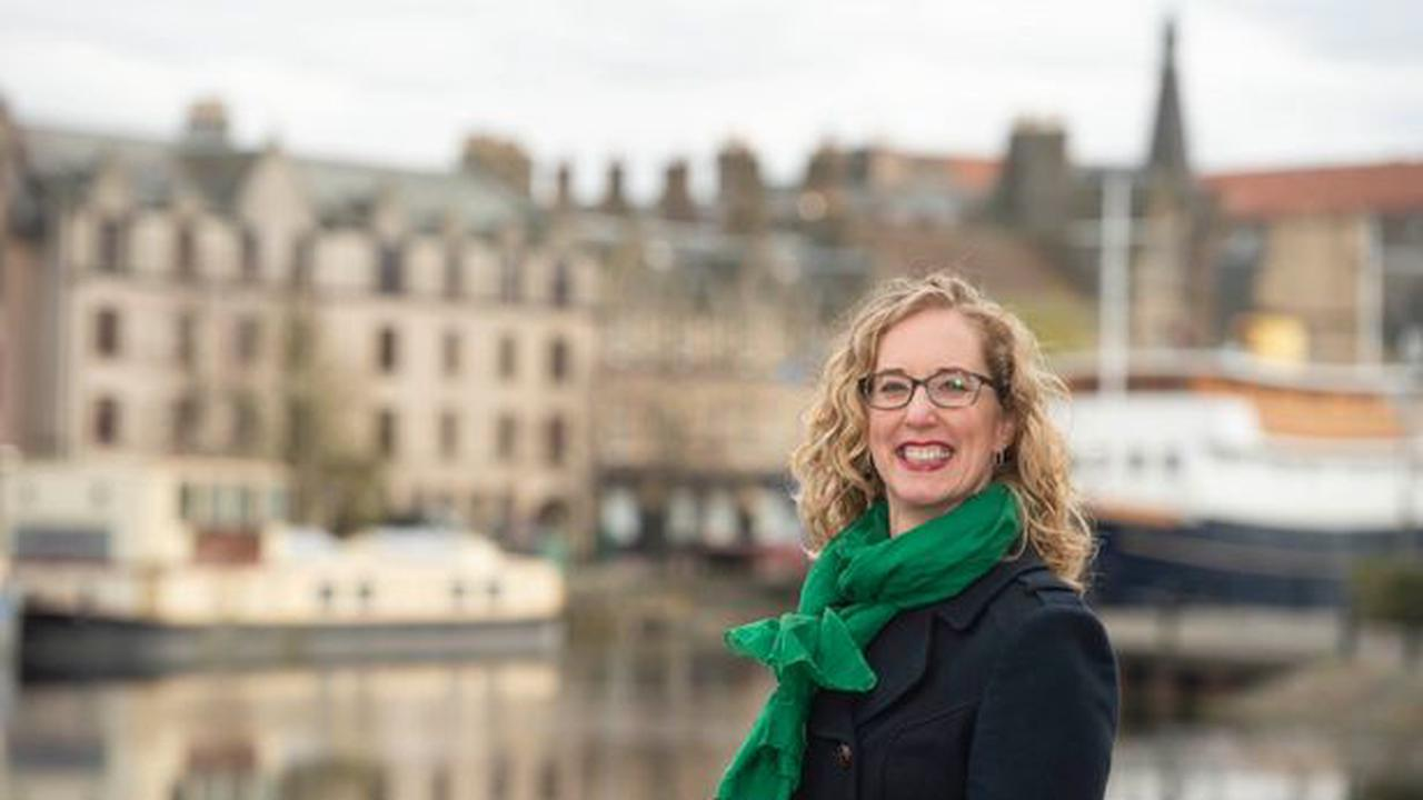 Scottish Green Party co-leader raises prospect of coalition with SNP