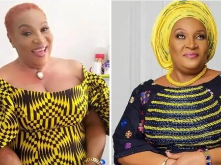 See Cute Pictures of Nollywood Actress, Ngozi Nwosu in Traditional Attires