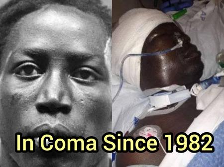 Sad Story Of French Footballer, Jean Pierre-Adams Who Has Been In Coma Since 1982 (Photos)