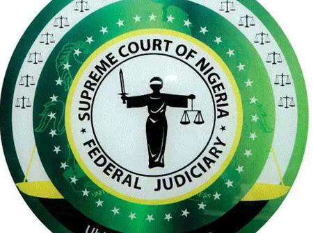 Breaking: Supreme Court Delivers Judgement On Bayelsa Governorship Election.