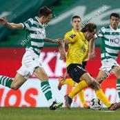 Sporting CP draw 1-1 in Primeira Liga after Rio Ave scored second half equaliser.(Opinion)