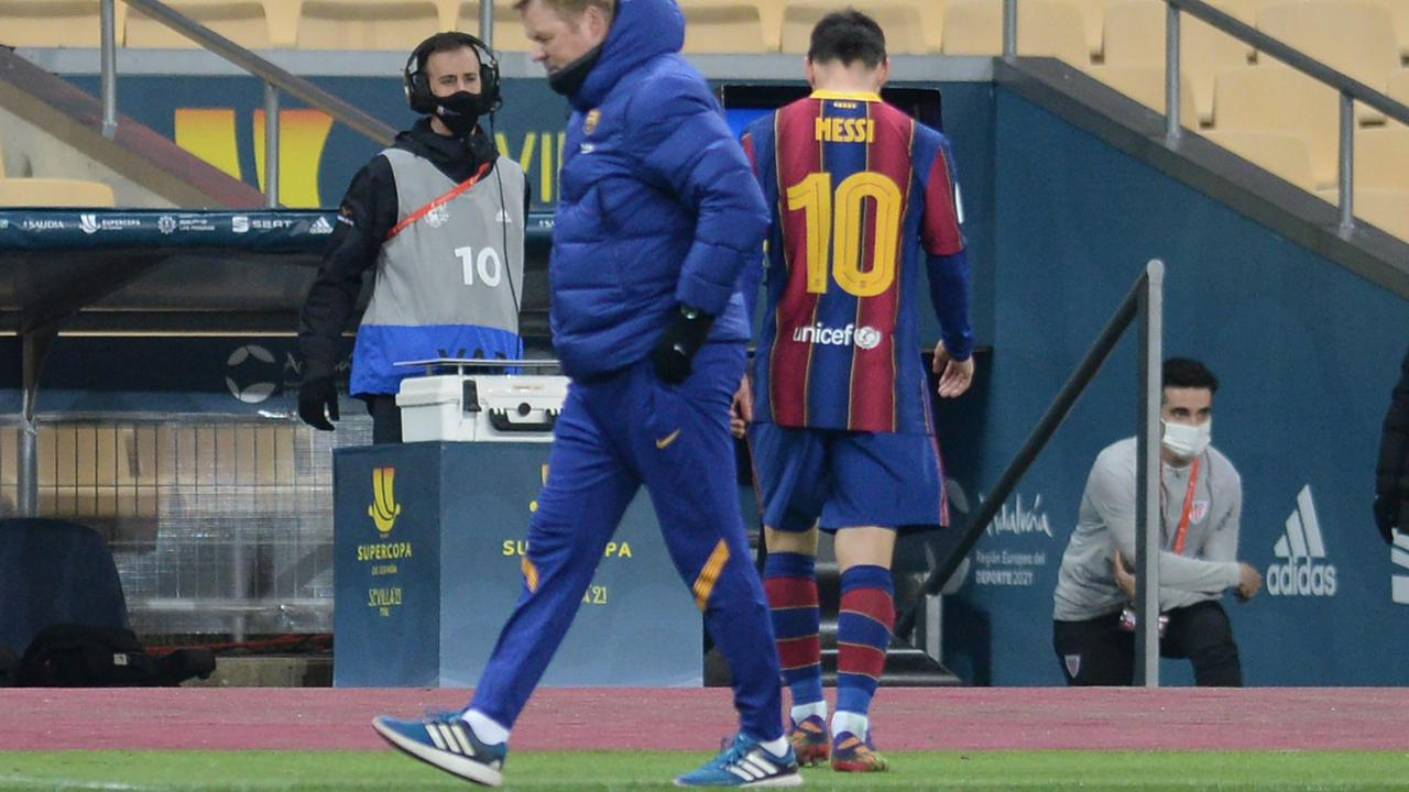Barcelona miss a perfect opportunity to exorcise the ghosts
