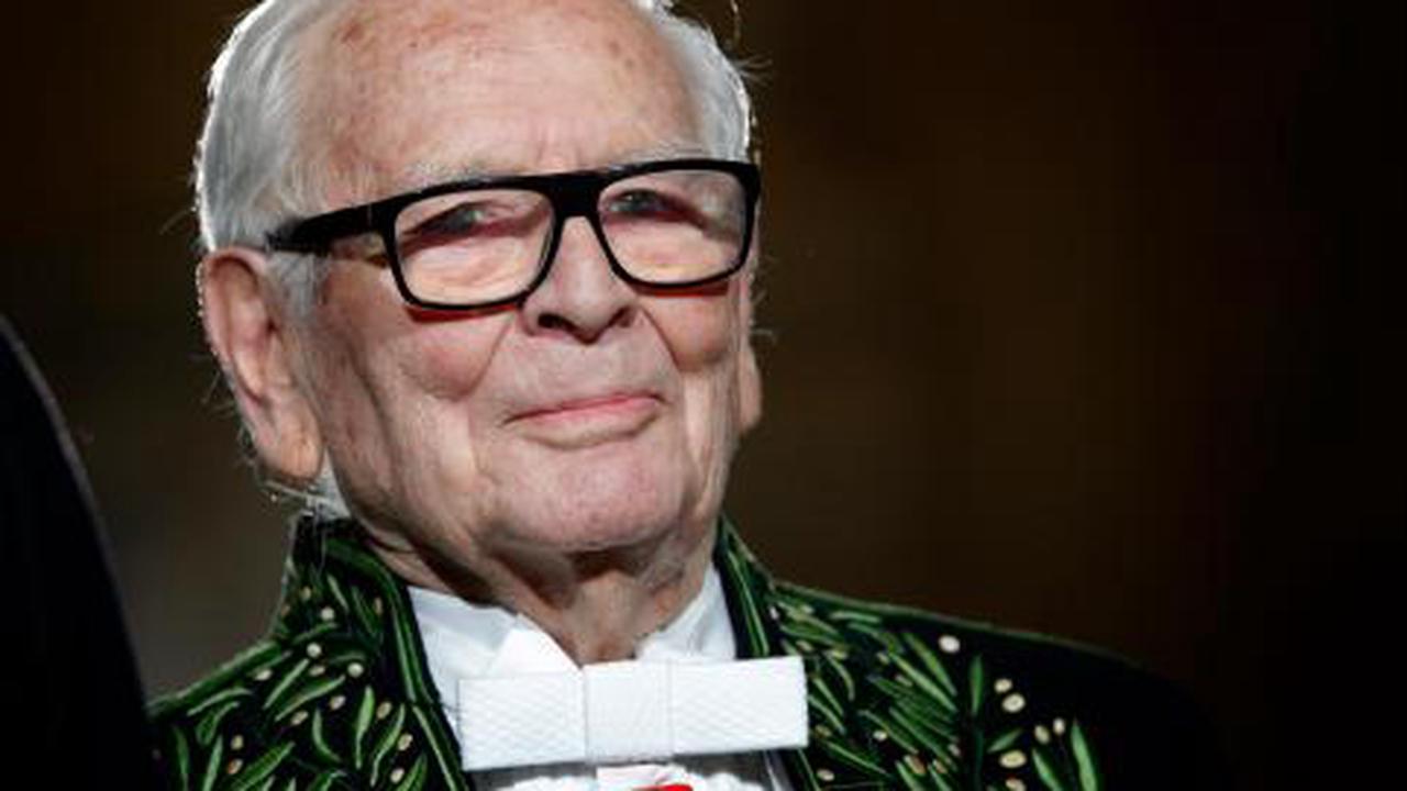 Maverick French designer Pierre Cardin dies at 98