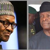 Prof Yemi Osinbajo At 64: Buhari Speaks About Selecting The Vice President As His Running Mate