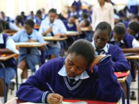 Opinion: Should Police Officers Be Present In An Exam Room During KNEC Examinations